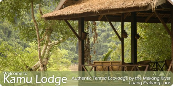 Kamu Lodge - Laos