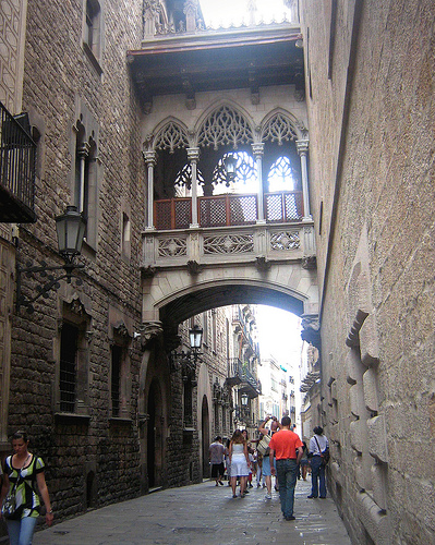 barrio-gotic