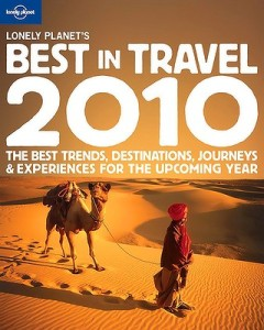 Lonely Planet Best in Travel 2010
